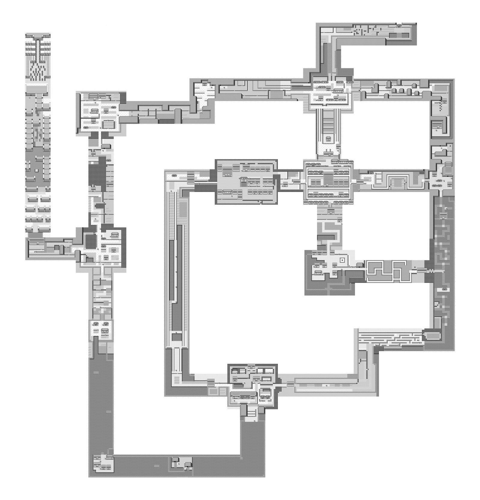 Image Result For All Pokemon Maps