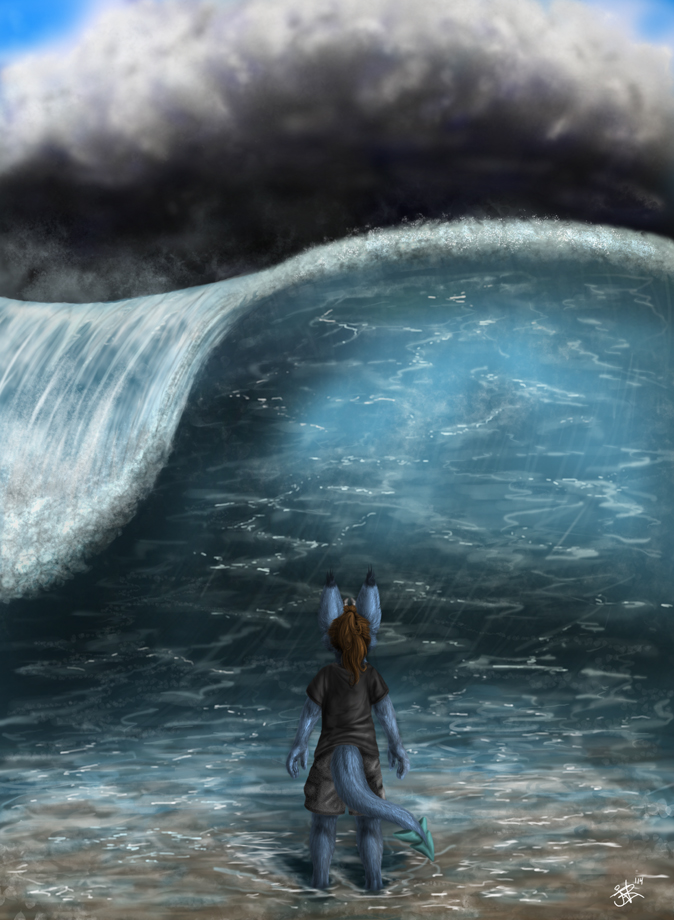 What If This Storm Ends by apox0n