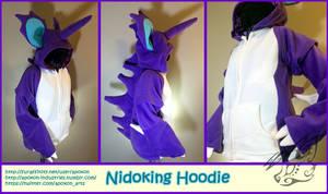 Nidoking Hoodie by apox0n