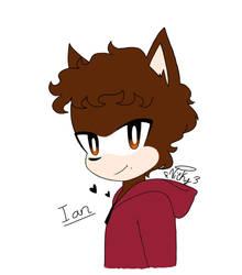 Ian The Hedgehog