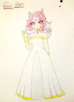 Galaxia's Princess Outfit