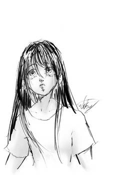 Another Girl Sketch