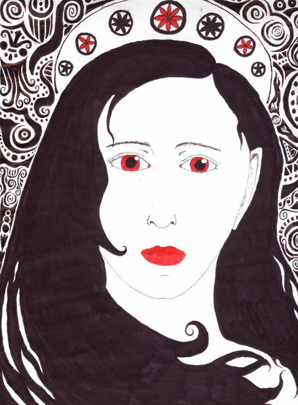 Her Universe by Akai-Tenshi