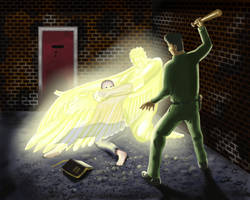 Guardian Angel by KingdomVince