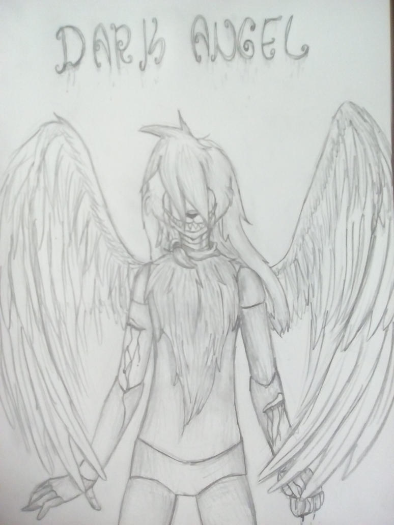 Dark Angel (UBS) by ask-thefreddys