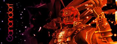 Ganondorf by noobletyler