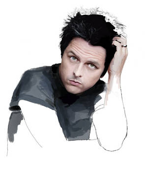 Billie Joe Armstrong WIP 2
