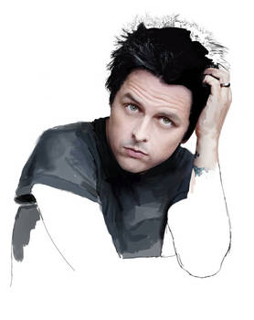 Billie Joe Armstrong 2 WIP 4