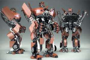 Seat-Transformer by M-Pixel
