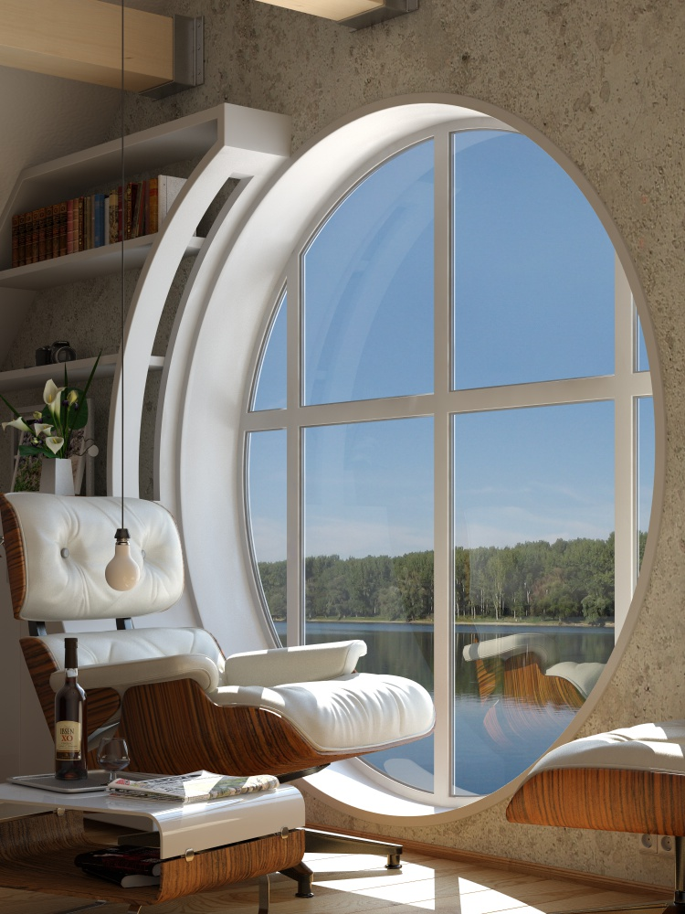 The window by m pixel on deviantart for Fenetre windows