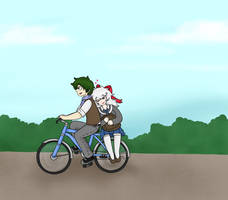 Commission for Amane-Bakura-Chan