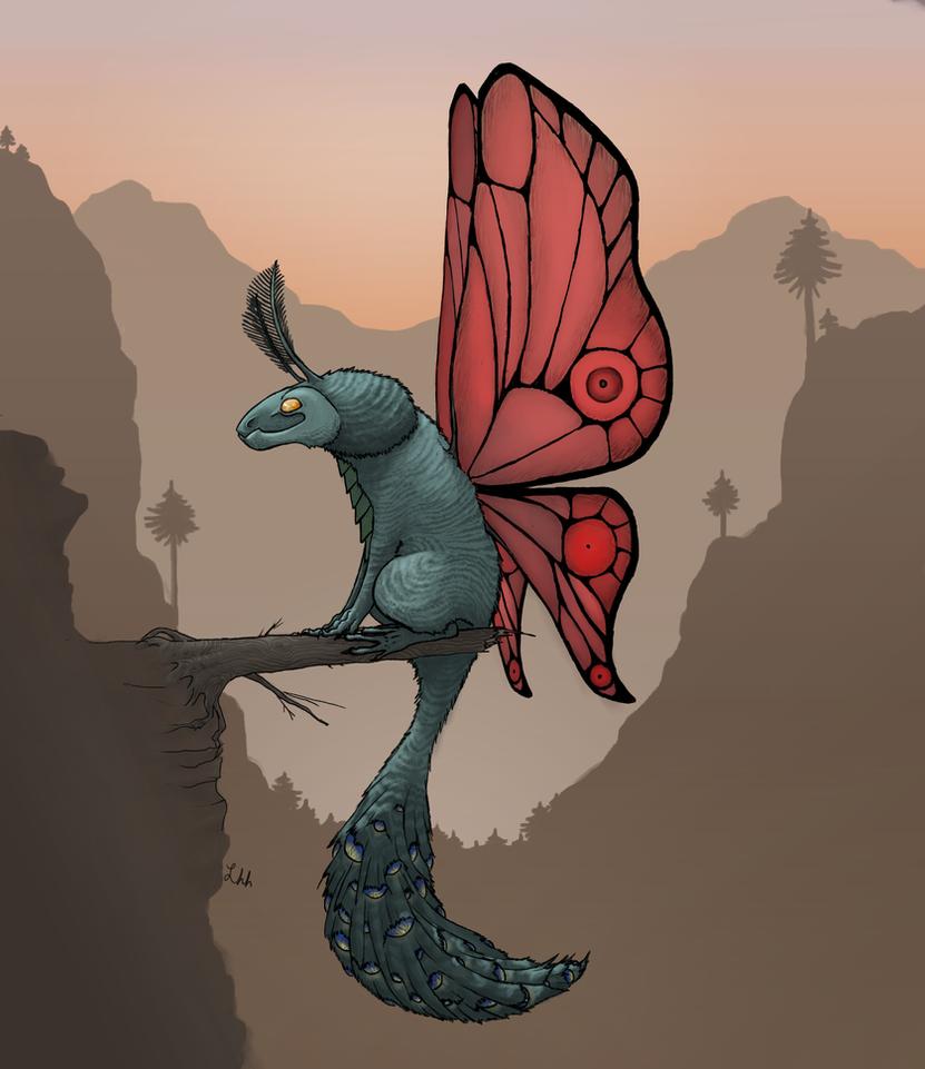 Dragon FireFae by Nyerske