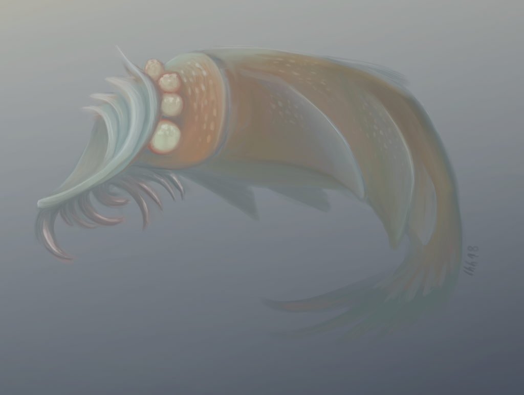 Jimmy - Subnautica fishy by Nyerske