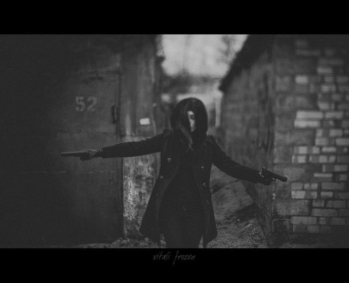 Danger by Ksenija-Strange