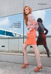 WB, September Issue 2013 by Ksenija-Strange