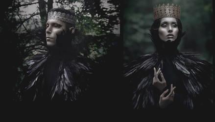 Royal chronicles by Ksenija-Strange