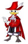 Kingdom Hearts: Red Mage Huey