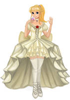 Princess Kilala by Garoooooh