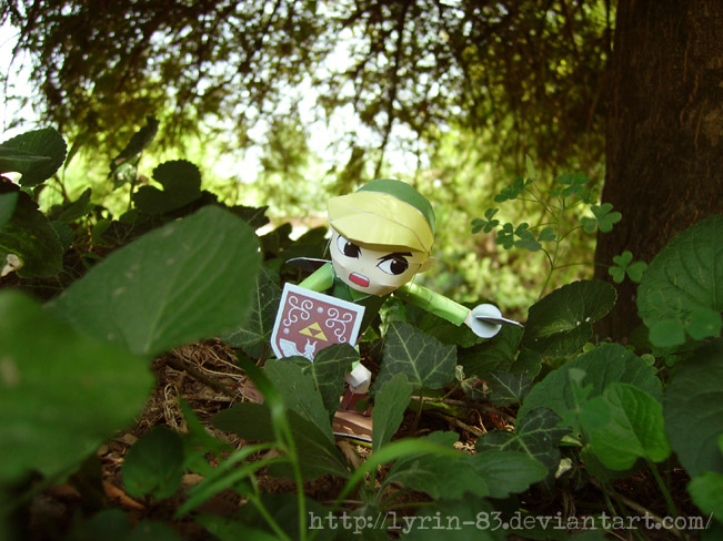 Link in Forest Haven by Lyrin-83