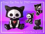Foxy the Fox Papercraft