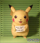 Caught you Pikachu