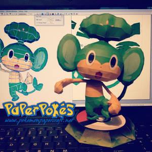 Pan Papercraft