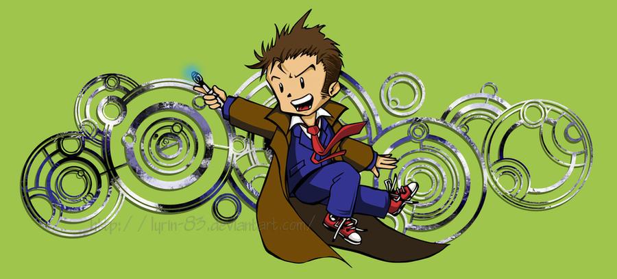 Jump, Doctor! by Lyrin-83