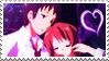 KyonxMikuru - Stamp 1 by FreeStamps
