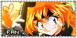 Lina Inverse - Stamp by FreeStamps