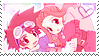 Taichi x Mimi - Stamp by FreeStamps