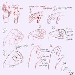 Hands tutorial [Edit! ]