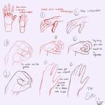 Hands tutorial [Edit! ] by SouOrtiz