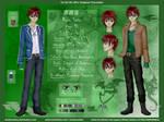 YGO 5D's OC: Ryuu Saito