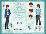YGO 5D's OC: Koichi Hayano