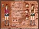 YGO 5D's OC: Hanako Saito