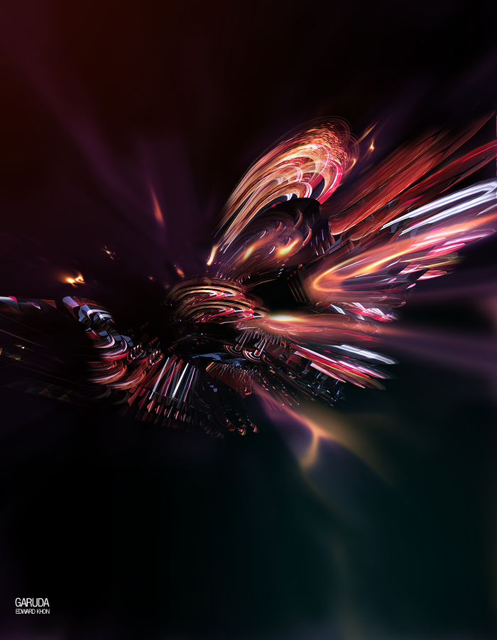Garuda by phalis