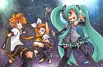 collab - Vocaloid