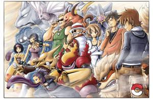 Pokemon: Kanto Side by e1n