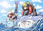 Pokemon Use Surf