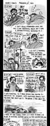 Hourly Comics, Feb 1 by e1n