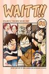 WAITT Volume 2 Cover
