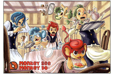 PKMN: Monkey See, Monkey Do