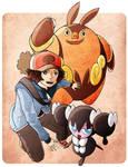 Pokemon: Trainer Black