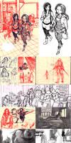 Sketchdump: Perspectives