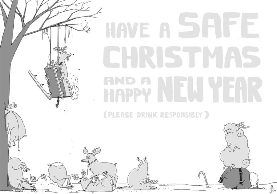 Merry Christmas 2012 Again by e1n
