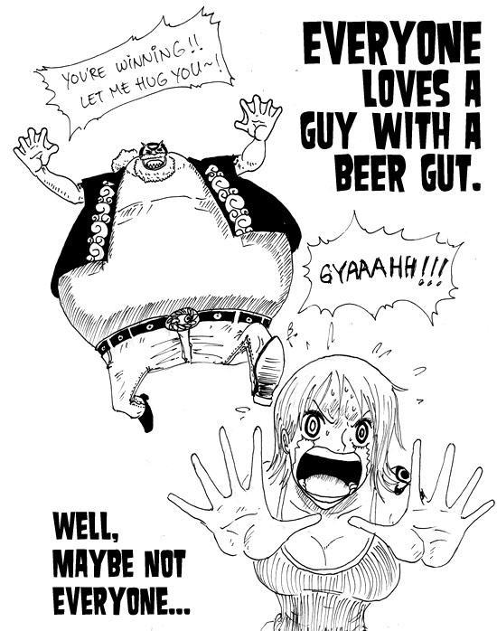 Image drôle ou Parodie de One Piece Blob_blob_blob_by_e1n