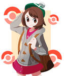 Pokemon Sword and Shield Female Protagonist