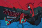 Miles Morales(spider verse)