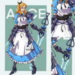 Alice  by ArtofIzanagi