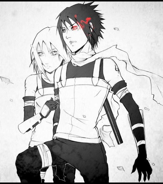 Naruto Shippuden Sasuke by KawaiiCupcakeNinja on DeviantArt